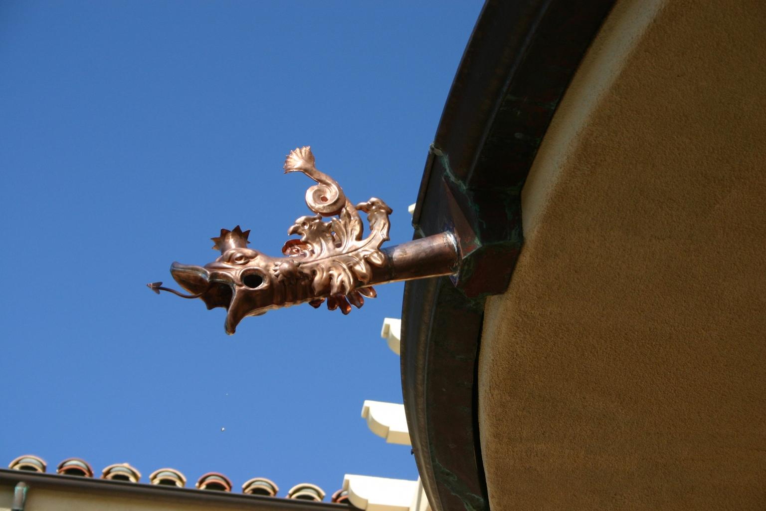 Copper Gargoyles